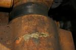 Телескопический цилиндр 512355508 на автокран Liebherr LTM 1050