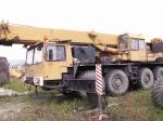 Liebherr LTM 1055 S-4 1982 года НА РАЗБОР или ВОСТАНОВЛЕНИЕ.